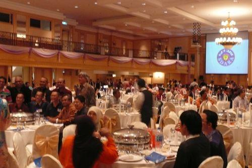 SDARA DINNER 2009 009