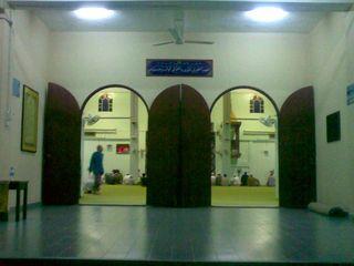 Masjid entrance