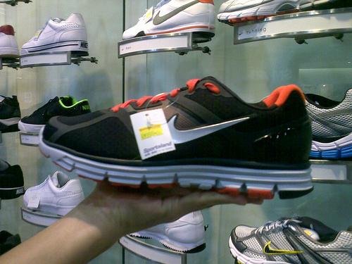 Latest Nike+ RM399!