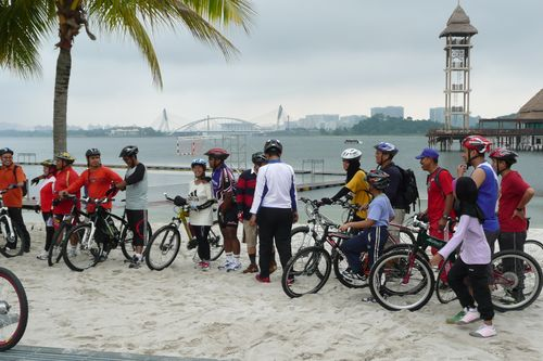 At Water Sport Centre
