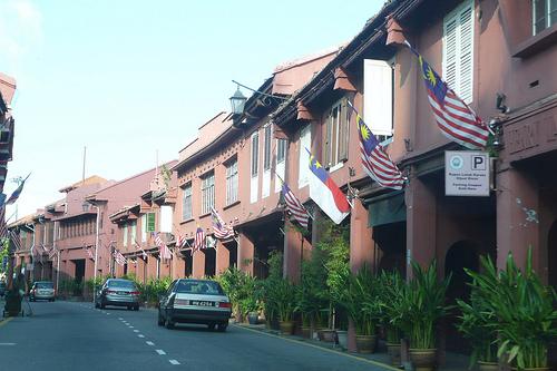 Melaka Revisited Eidil Fitri 1430
