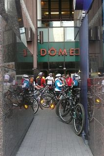 World AIDS Day Ride in KL