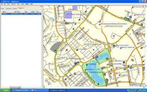 Anggerikride map