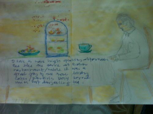 12082010-Afternoon tea sketch