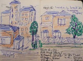 Moleskine Sketch #5