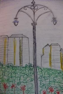 Urban Sketches 001