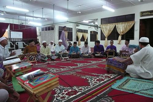 Khatam Qur'an 1429 at STM