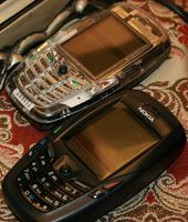 Nokia 6600:Old and new..