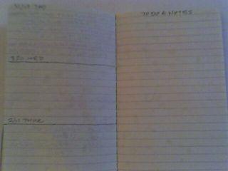 Self made calendar + ToDo List