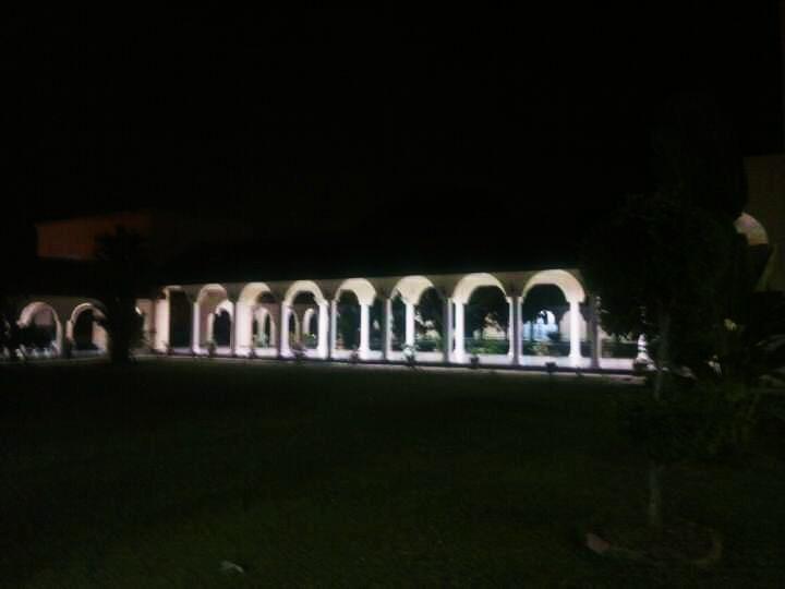 Masjid corridors