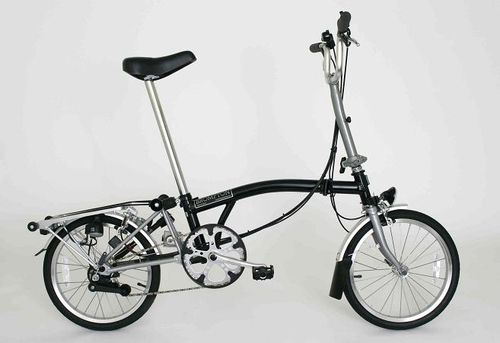 6-speed Bromptom bike