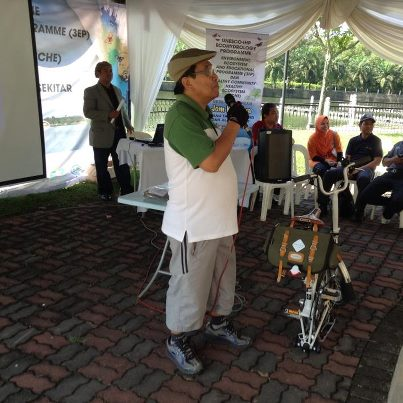 Briefing on cycling
