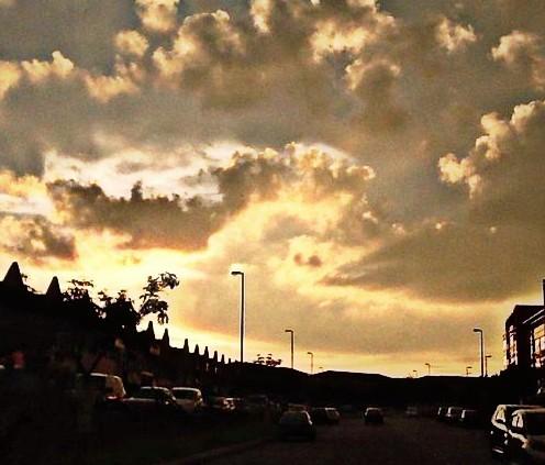 Sunset BBB