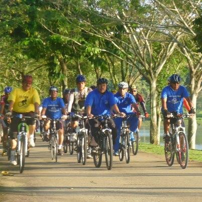 Presidential Rider