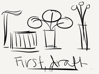 1st sketch