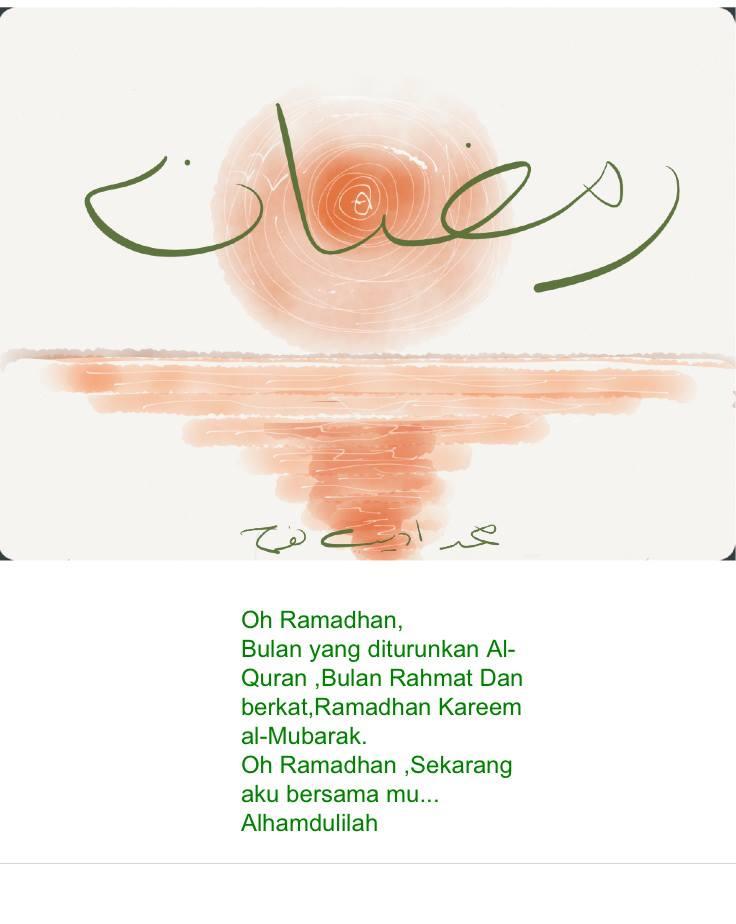 Bicara ramadhan